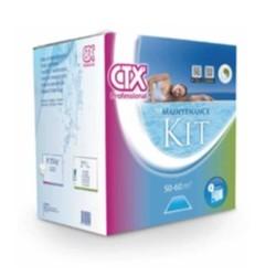 Kit traitement de l'eau de 1 à 2 mois