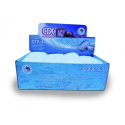 CTX 43 - Floculant en chaussettes (boîte de 8 x 125g)